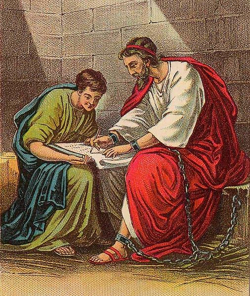 paul and timothy relationship verses religion