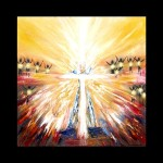 Painting-by-Beth-Larsen-entitled-Heavenly-Worship