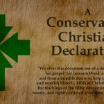 conservative christian declaration slider